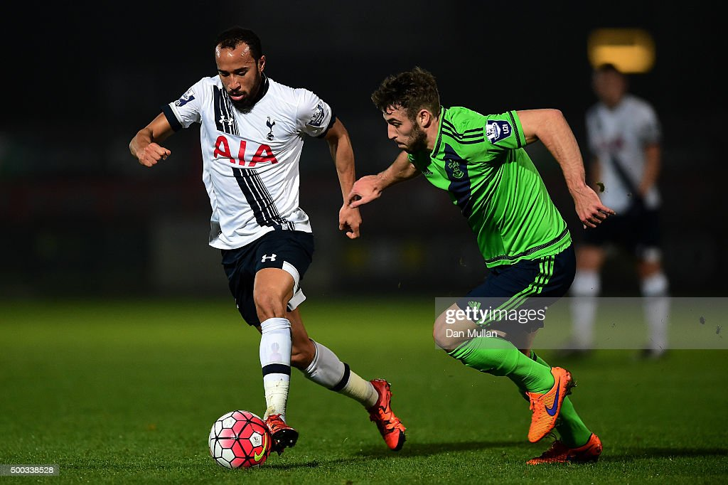 Tottenham Hotspur U21 v Southampton U21: Barclays U21 Premier League : News Photo