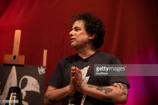 Andrés Calamaro Massel is an Argentine singer-songwriter, musician, composer and record producer.