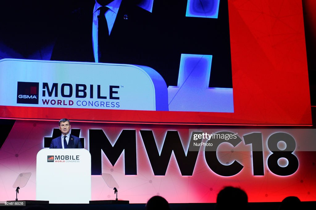 Day 2 - Mobile World Congress 2018
