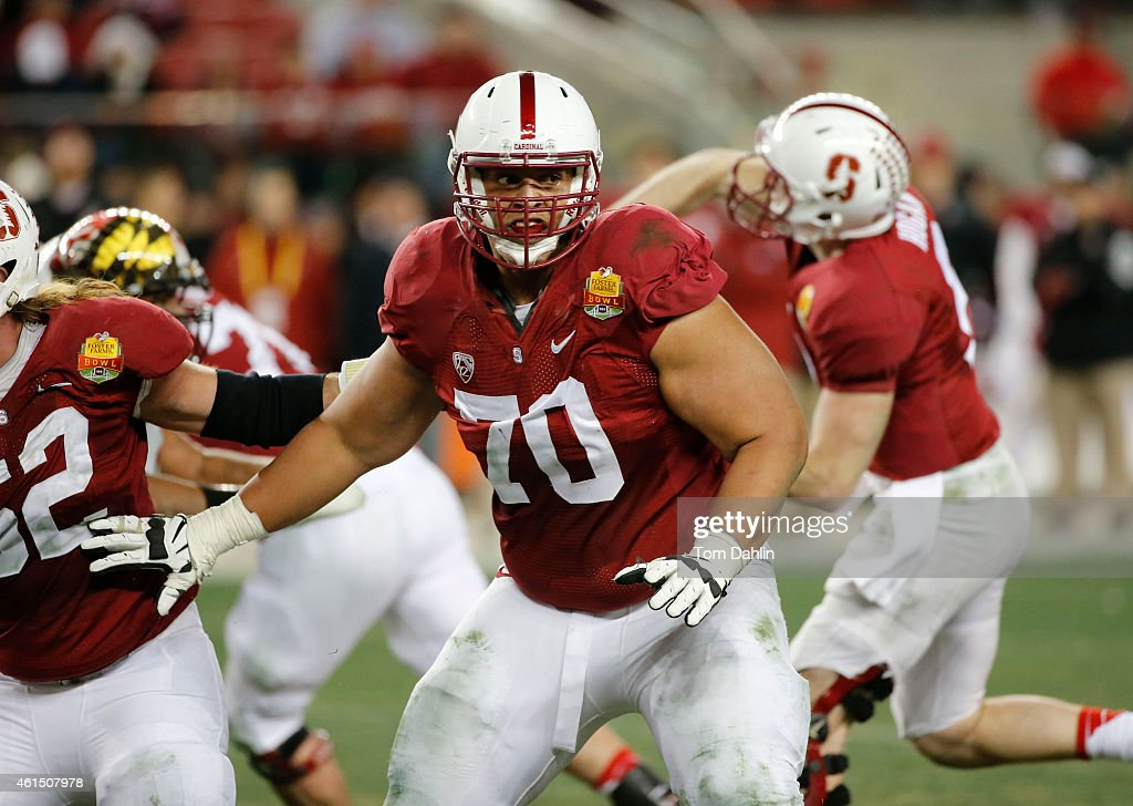 Foster Farms Bowl - Maryland v Stanford : News Photo