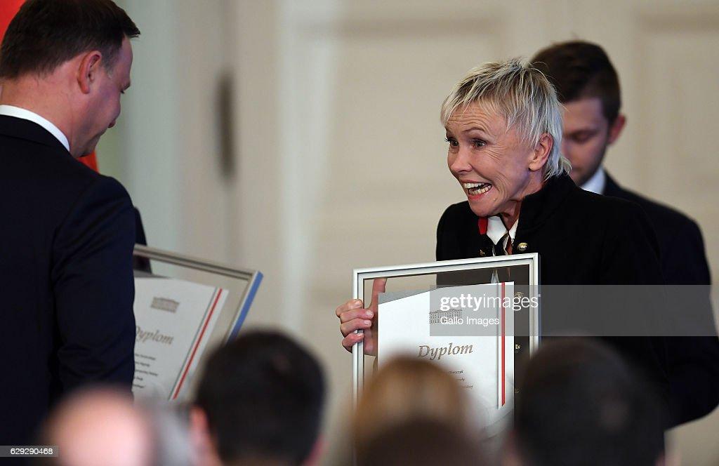 'Dla Dobra Wspolnego' President's Award Gala in Warsaw : News Photo