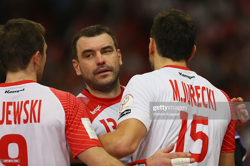 Poland v Russia  - 24th Men's Handball World Championship