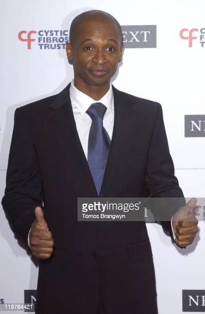 Andy Abrahams during Cystic Fibrosis Trust Breathing Life Awards Arrivals at Royal Lancaster Hotel in London Great Britain