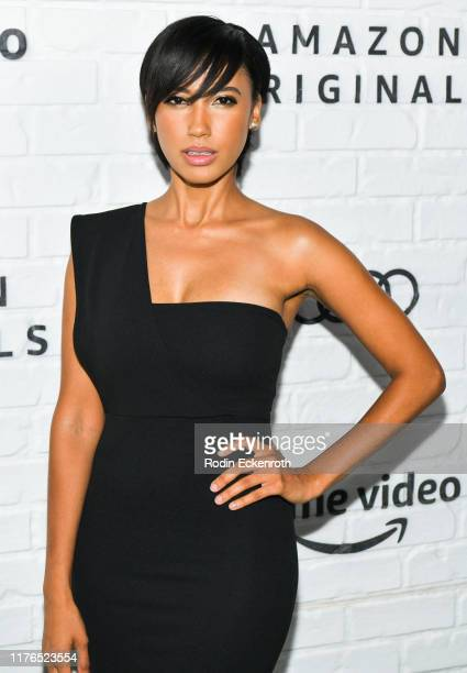 Andy Allo attends the Amazon Prime Video Post Emmy Awards Party 2019 on September 22 2019 in Los Angeles California