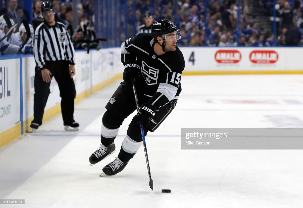 Los Angeles Kings v Tampa Bay Lightning : News Photo