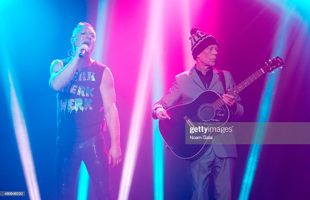 Erasure In Concert - New York, New York