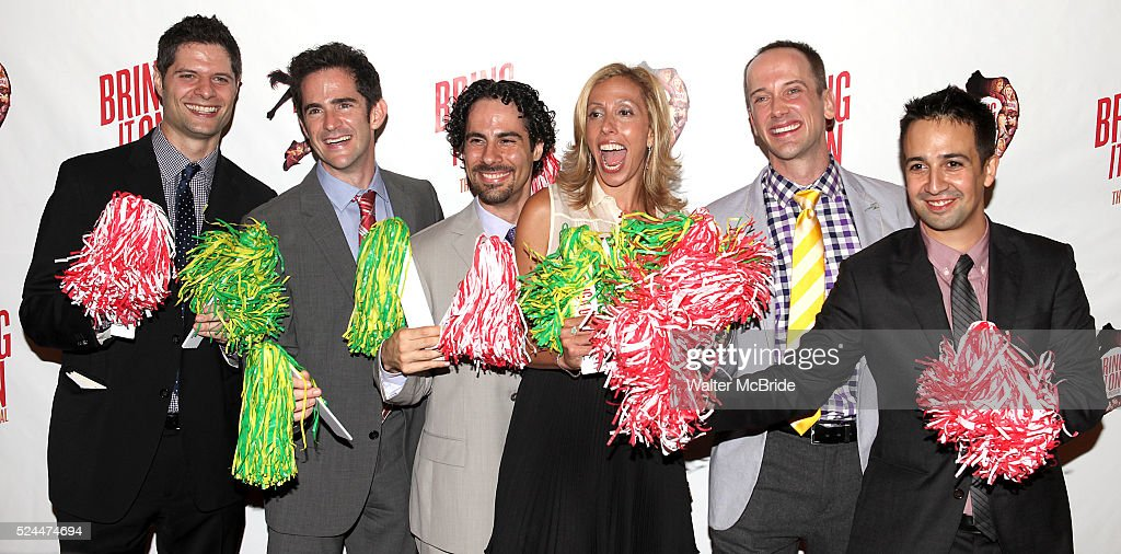 USA: 'Bring It On The Musical' Opening Night Arrivals : News Photo