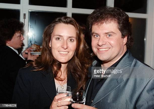 Andy Borg 2 Ehefrau Birgit StrobelSchlagerparade der Volksmusik100 FolgeARD