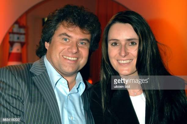 Andy Borg Saenger Schlager Oesterreich mit seiner zweiten Frau Birgit