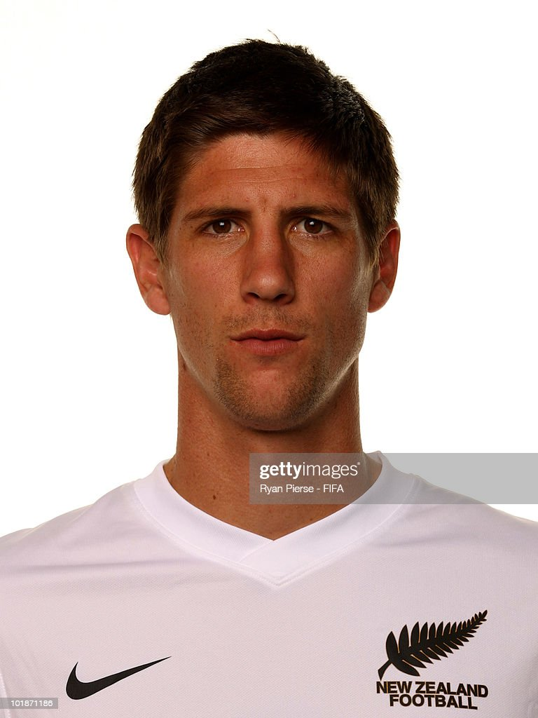 New Zealand Portraits - 2010 FIFA World Cup