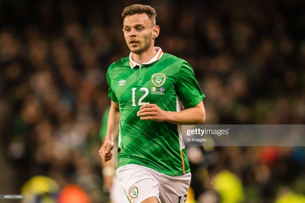 """Friendly match""""Ireland v Iceland"""" : News Photo"""