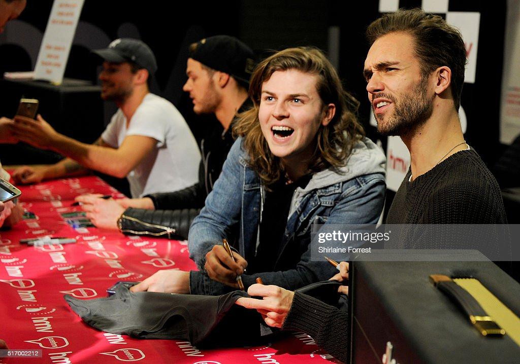 Joel Peat And Ryan Fletcher