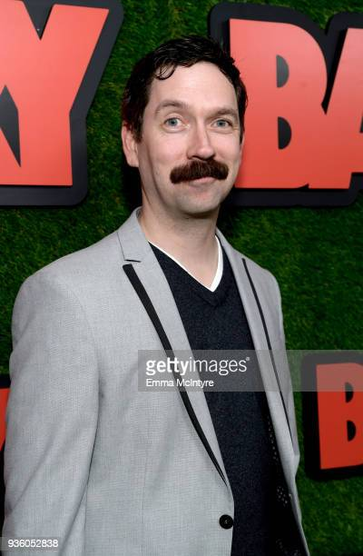 Andy Carey attends the premiere of HBO's 'Barry' at NeueHouse Hollywood on March 21 2018 in Los Angeles California