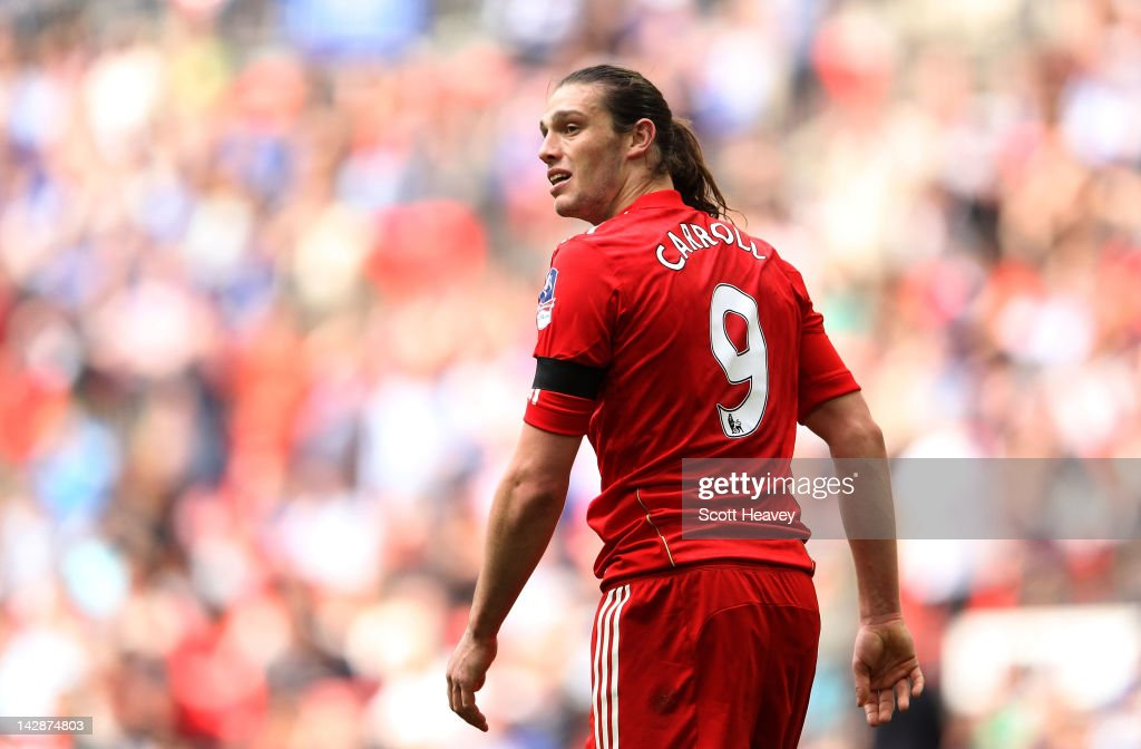 Liverpool v Everton - FA Cup Semi Final : News Photo