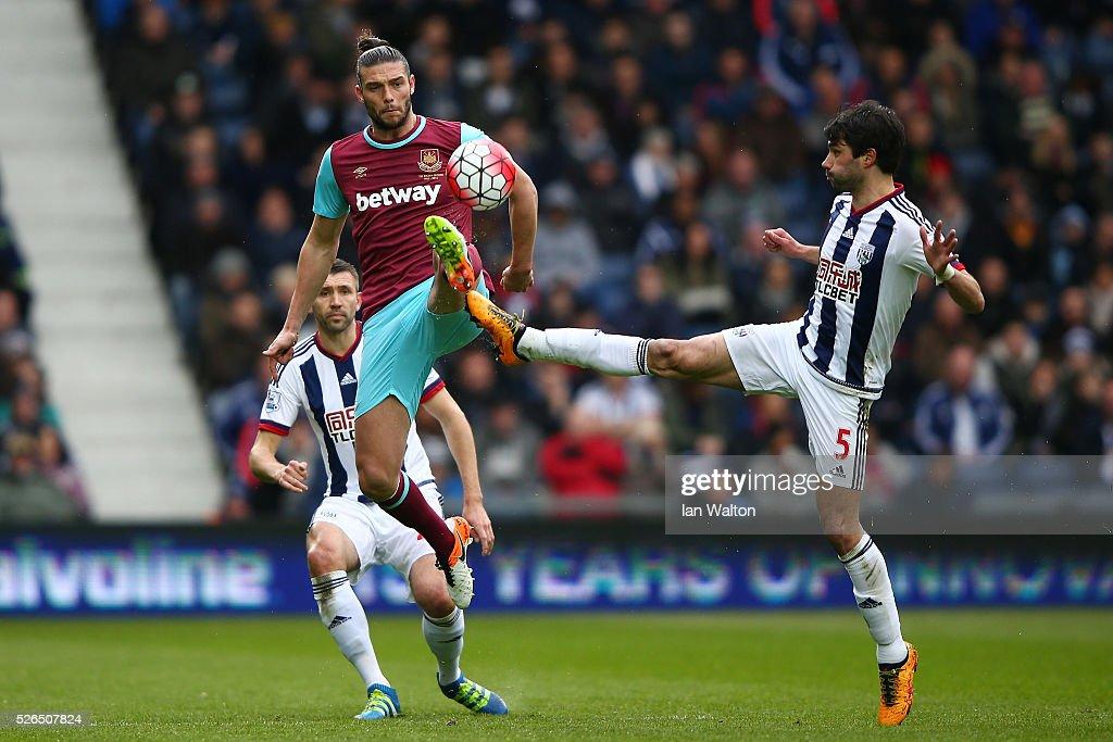 West Bromwich Albion v West Ham United - Premier League : News Photo