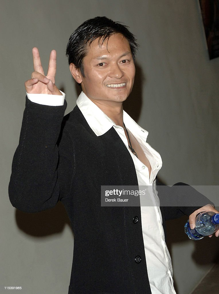 Andy Cheng, director during 'End Game' Los Angeles Premiere at The Academy of Motion Picture Arts and Sciences in Hollywood, Califorinia, United States.