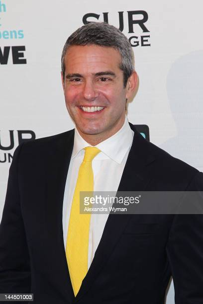 Andy Cohen at Bravo's Andy Cohen's Book Release Party For Most Talkative Stories From The Front Lines Of Pop Culture held at SUR Lounge on May 14...