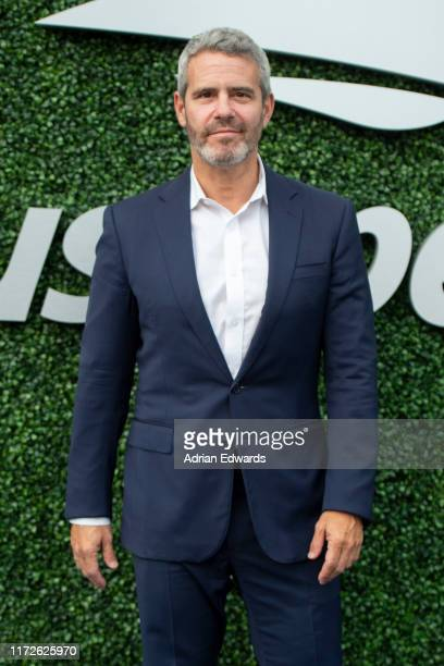 Andy Cohen at the US Open on September 5 2019 in New York City