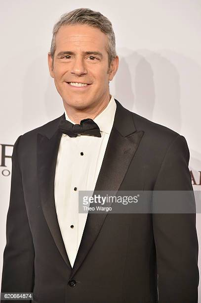 Andy Cohen attends 15th Annual Elton John AIDS Foundation An Enduring Vision Benefit at Cipriani Wall Street on November 2 2016 in New York City