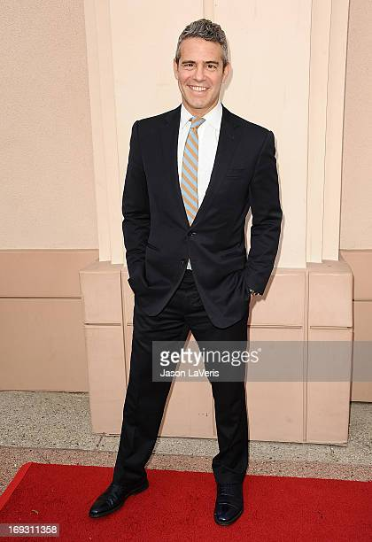 Andy Cohen attends Bravo Media's 2013 For Your Consideration Emmy event at Leonard H Goldenson Theatre on May 22 2013 in North Hollywood California
