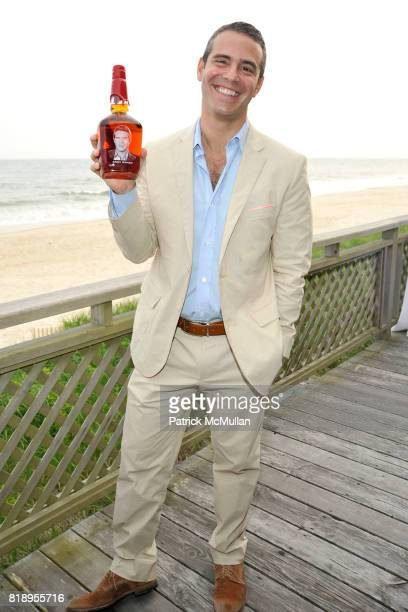 Andy Cohen attends MIRACLE HOUSE 20th Anniversary Memorial Day Summer Kickoff Benefit honoring Amy Chanos and Jim Chanos at Bridgehampton Tennis Surf...