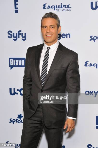 Andy Cohen attends the 2014 NBCUniversal Cable Entertainment Upfronts at The Jacob K. Javits Convention Center on May 15, 2014 in New York City.