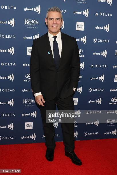 Andy Cohen attends the 30th Annual GLAAD Media Awards at New York Hilton Midtown on May 4 2019 in New York City