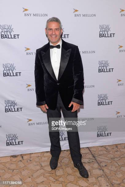 Andy Cohen attends the 8th Annual New York City Ballet Fall Fashion Gala at David H Koch Theater Lincoln Center