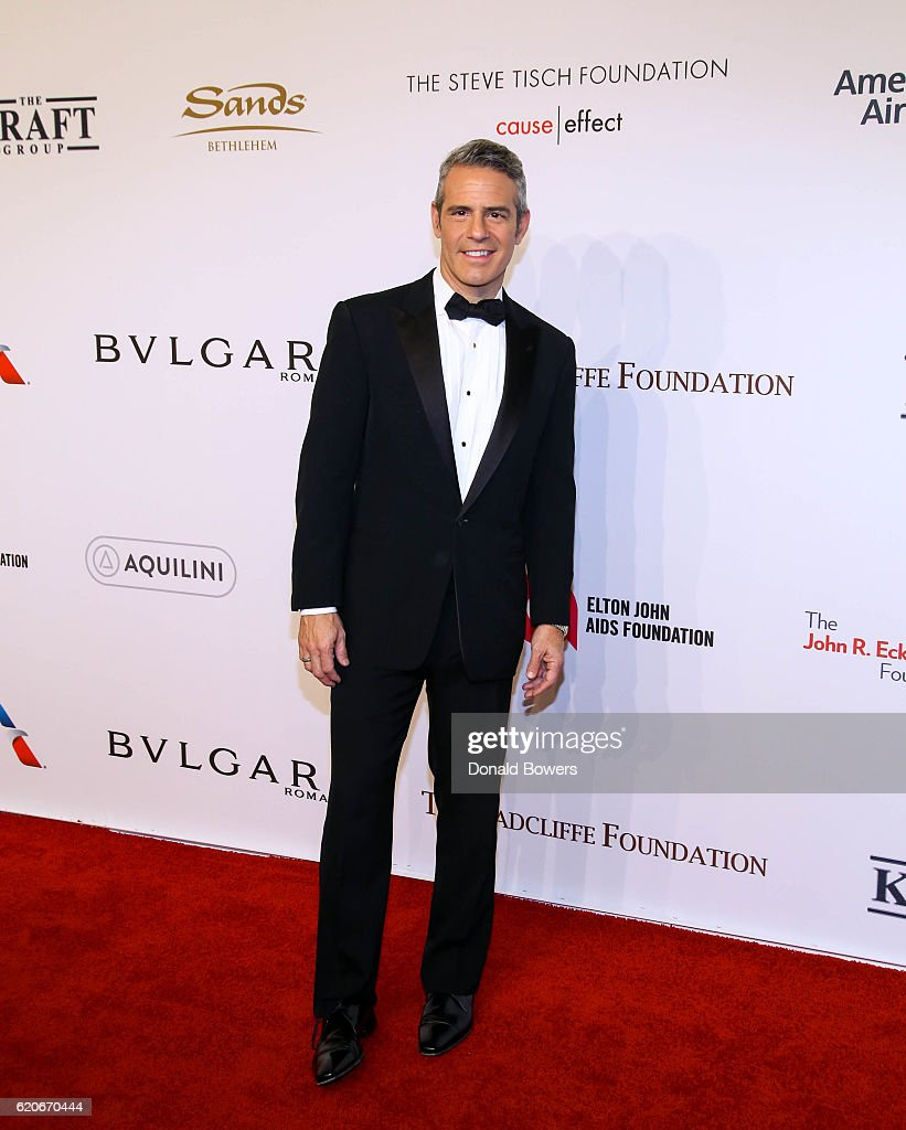 Elton John AIDS Foundation's 15th Annual An Enduring Vison Benefit At Cipriani Wall Street