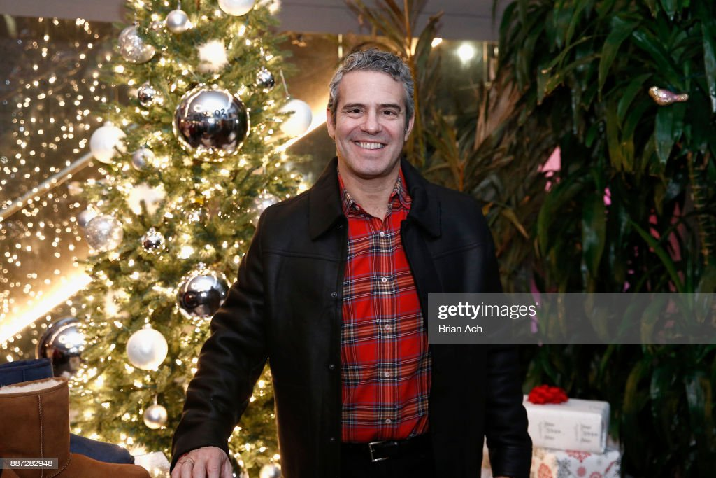 02 holiday event on December 6, 2017 in New York City.