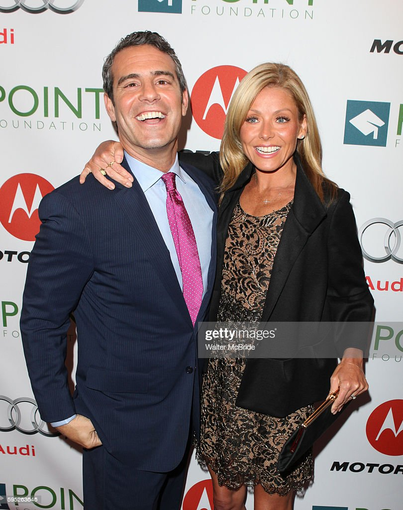 USA - 4th Annual Point Foundation Gala in New York City : News Photo