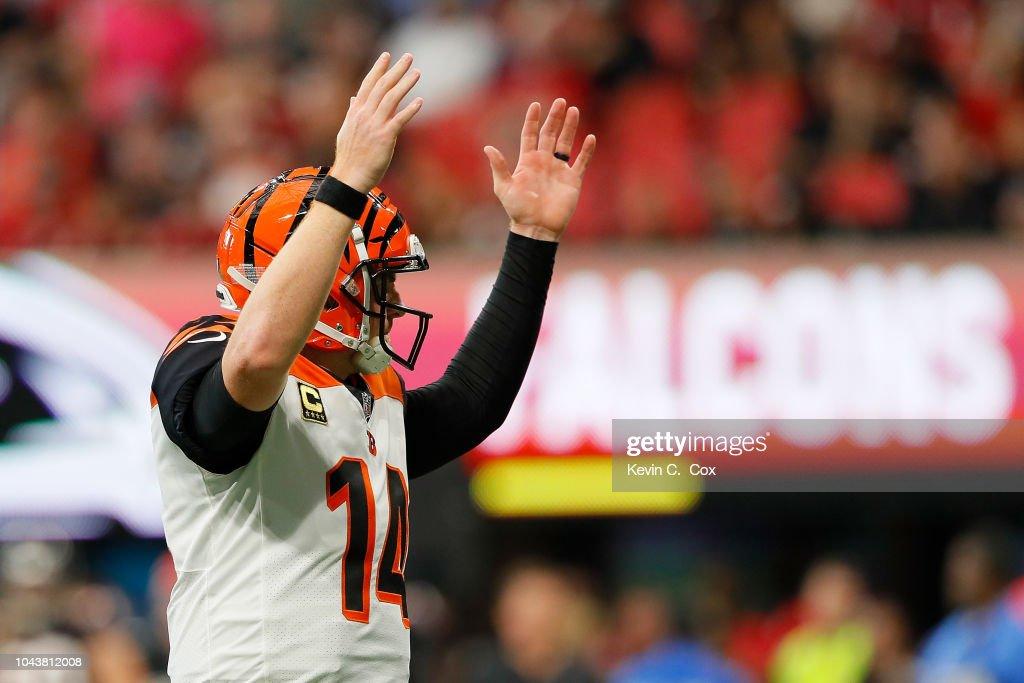 Cincinnati Bengals v Atlanta Falcons : Fotografia de notícias
