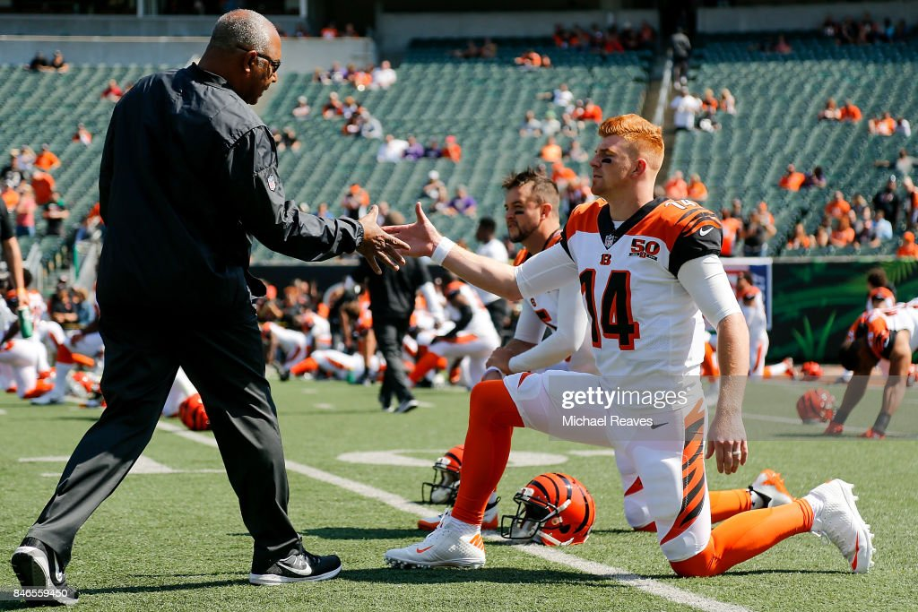 Baltimore Ravens v Cincinnati Bengals : News Photo