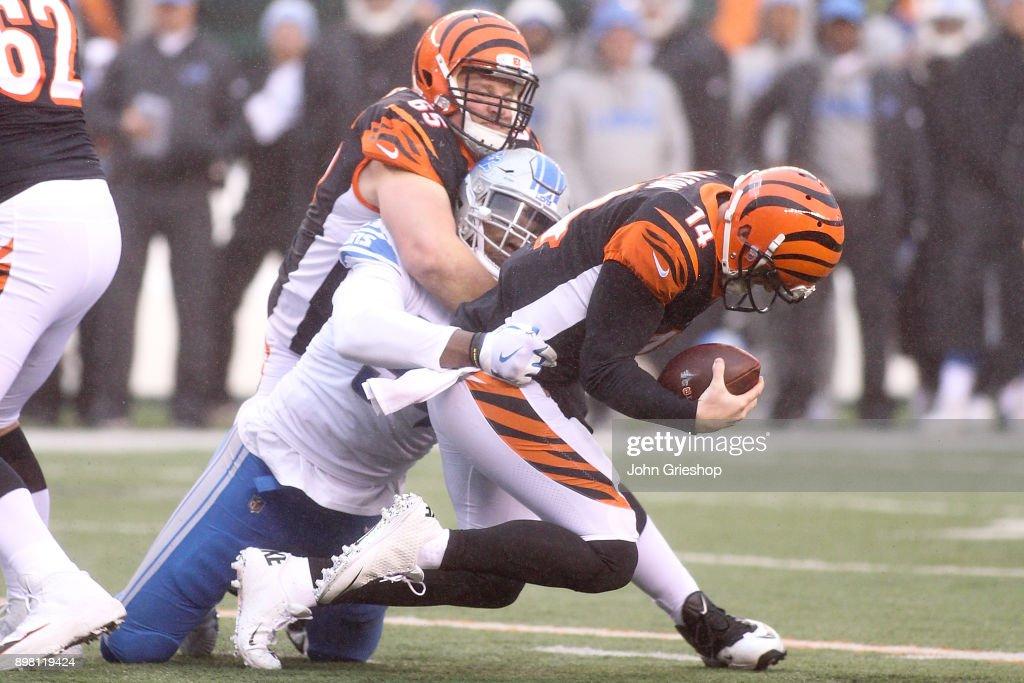 Detroit Lions v Cincinnati Bengals : News Photo