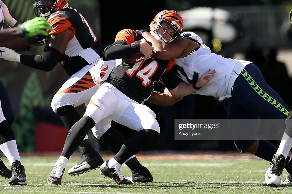 Seattle Seahawks v Cincinnati Bengals : News Photo