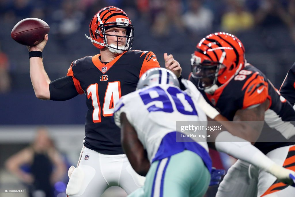 Cincinnati Bengals v Dallas Cowboys : News Photo