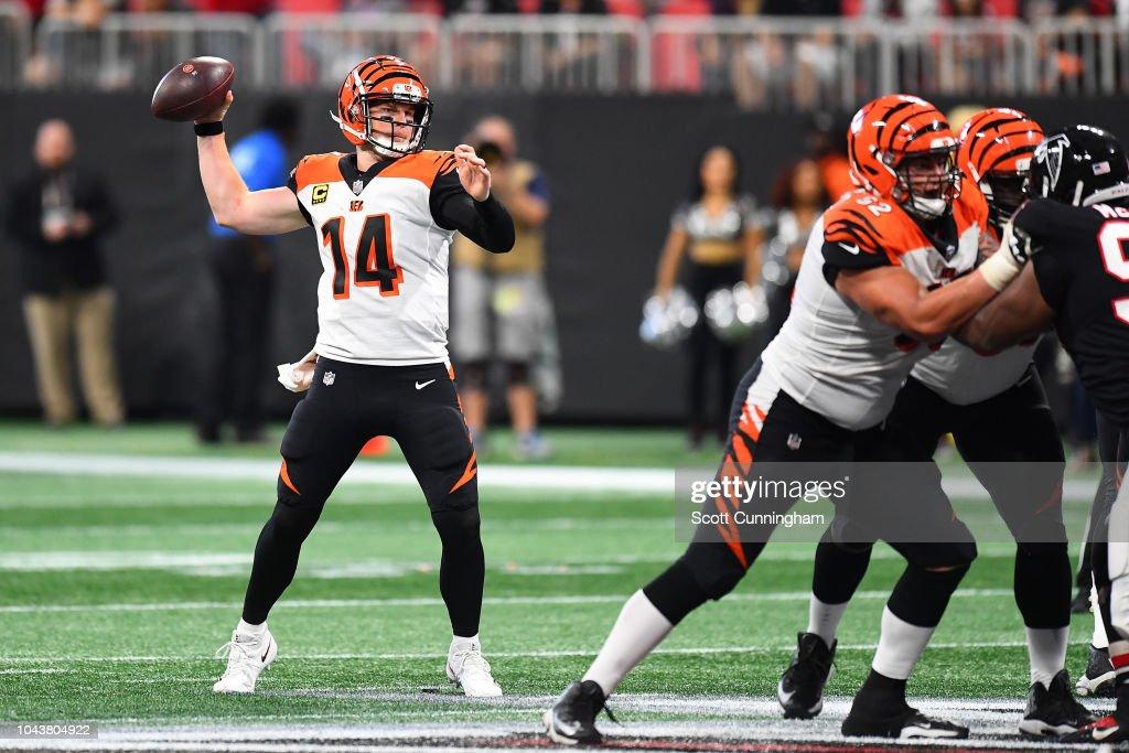 Cincinnati Bengals v Atlanta Falcons : News Photo