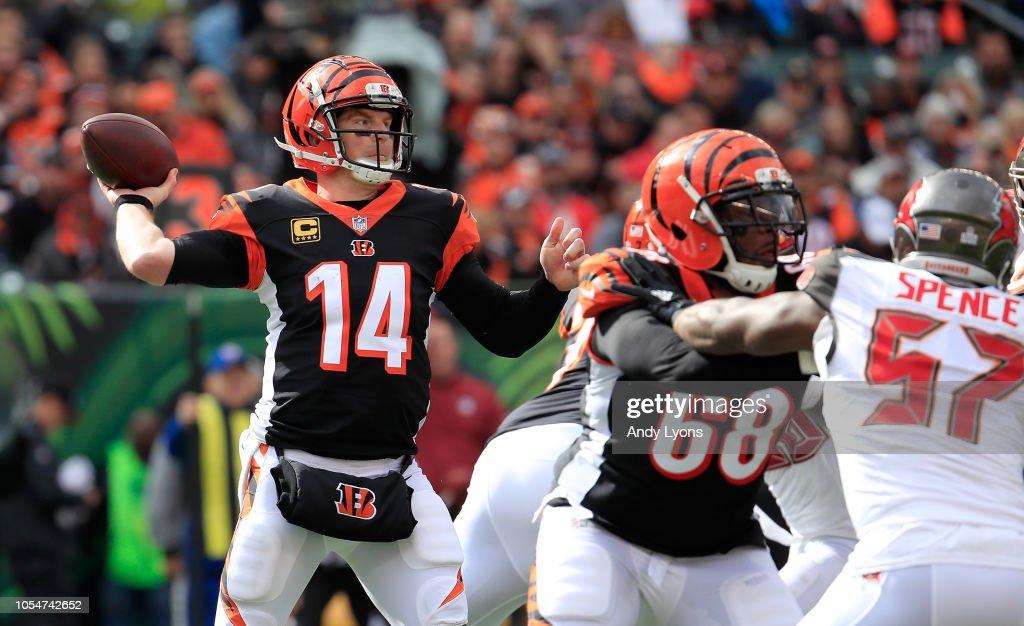 Tampa Bay Buccaneers v Cincinnati Bengals : News Photo