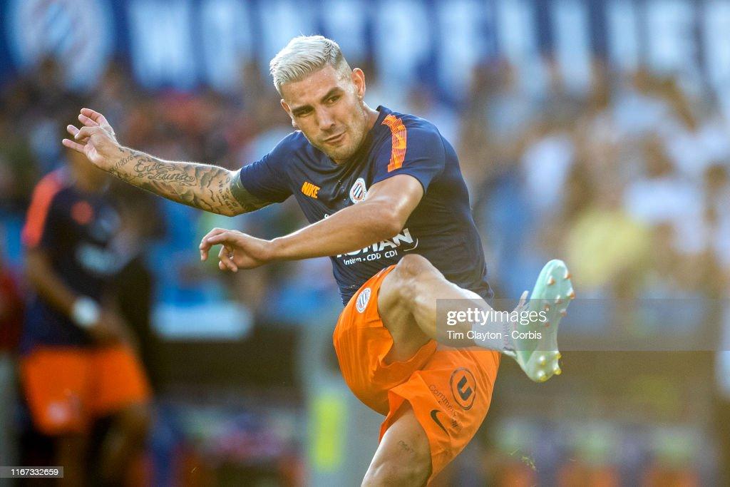 Montpellier Vs Stade Rennes. French Ligue 1, Regular Season. : News Photo