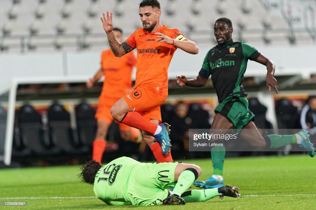 RC Lens v Montpellier HSC - Ligue 1 : News Photo