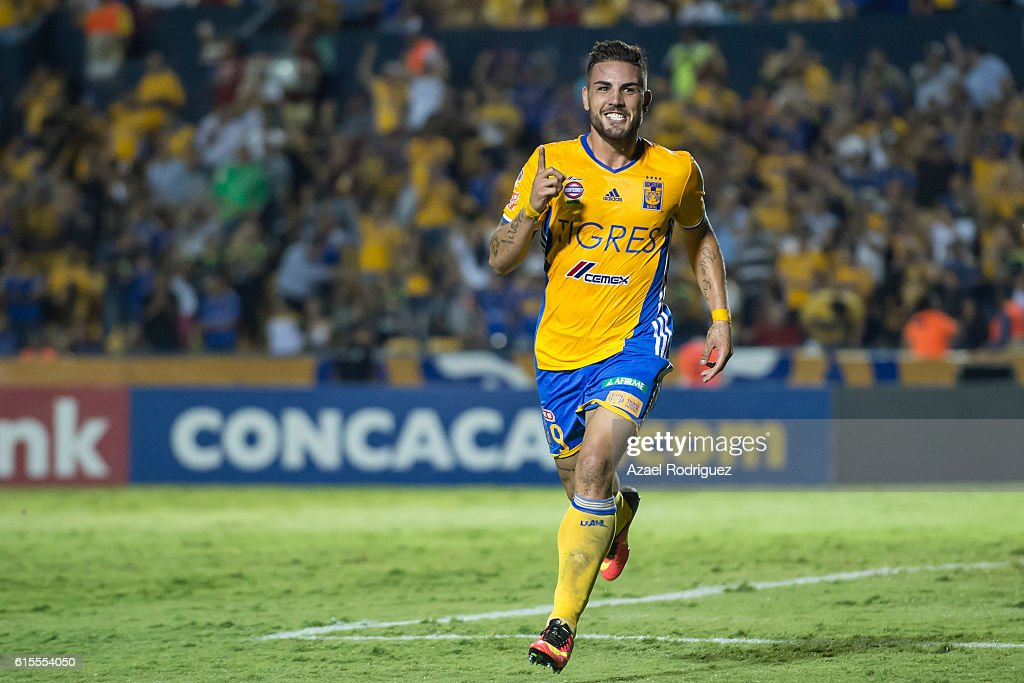 Tigres UANL v Herediano - Scotiabank CONCACAF Champions League 2016/17