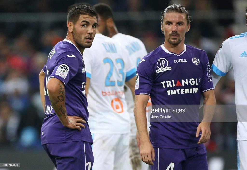 Olympique Marseille v Toulouse - Ligue 1