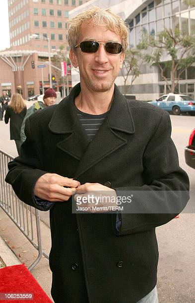 Andy Dick during LionsGate's 'Happily N'Ever After' Los Angeles Premiere at The Mann Festival Theater in Westwood California United States