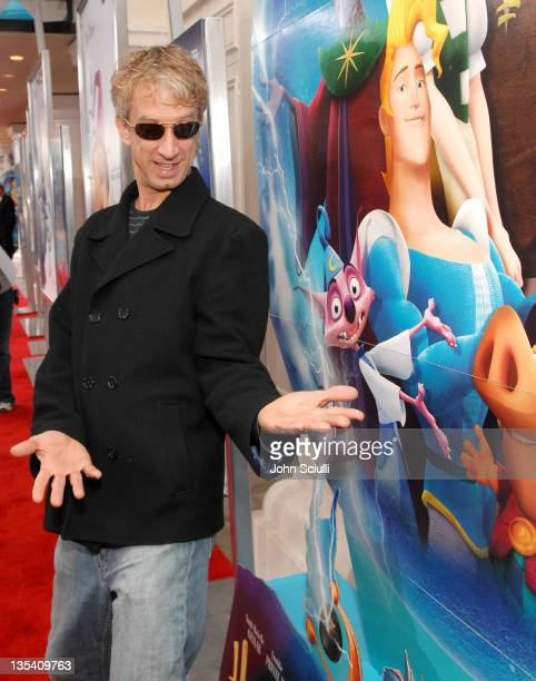 Andy Dick during Los Angeles Premiere of LionsGate's 'Happily N'Ever After' Hosted by the Hot Moms Club at The Mann Festival Theater in Westwood...