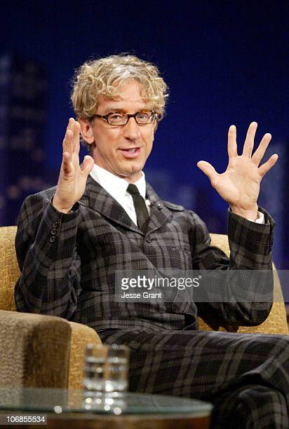 Andy Dick on the 'Jimmy Kimmel Live' show on ABC Photo by Jesse Grant/WireImagecom/ABC