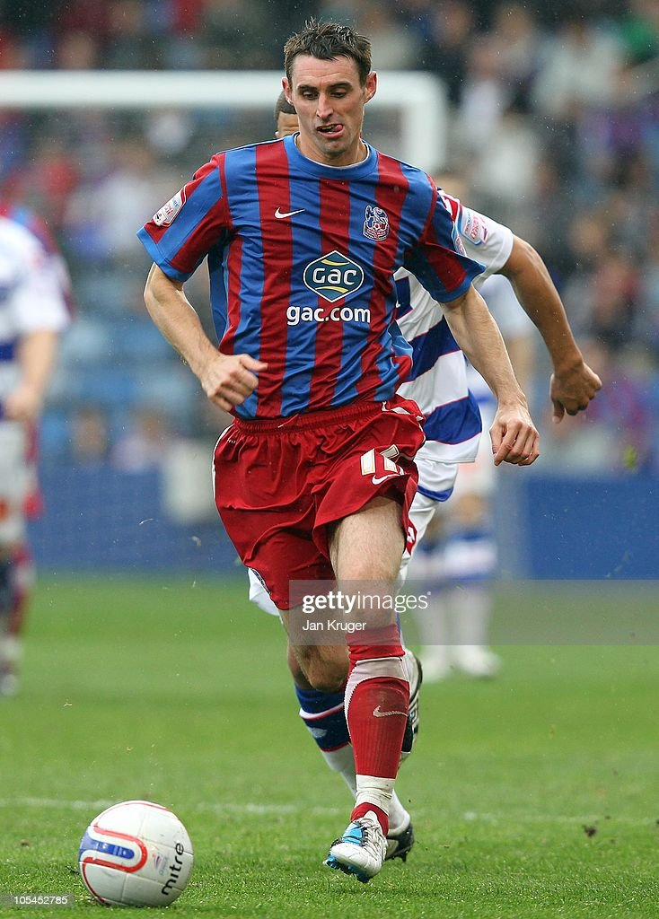 Crystal Palace v Queens Park Rangers - Npower Championship