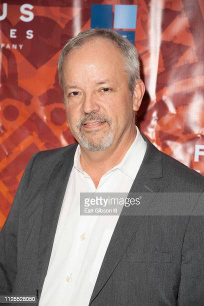 Andy Edmunds attends the Greenlight Women For Black History Month Brunch Celebration at The London on February 17 2019 in West Hollywood California