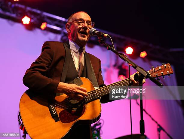 Andy Fairweather Low performs on Day 1 of Wickham Festival on August 6 2015 in Wickham England