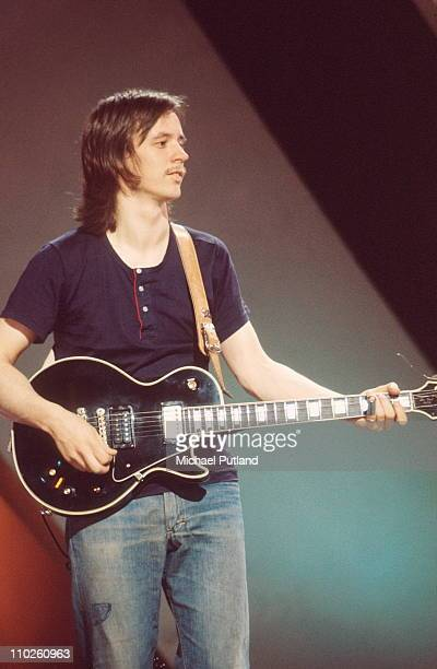 Andy Fairweather Low performs on Top Of The Pops with Dave Edmunds London 1972