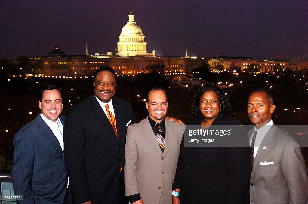 VIP Reception, 2007 NFL Players Gala featuring the JB Awards : News Photo